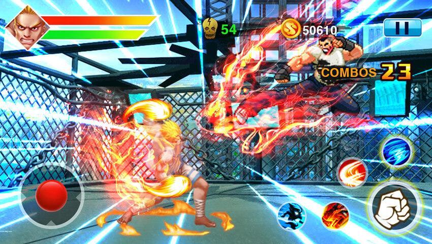 Imágen 3 de Street Fighting 4 para android