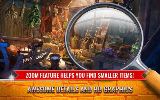 mystery castle hidden objects - seek and find game screenshot 2