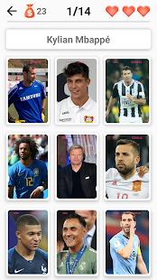 Soccer Players - Quiz about Soccer Stars! 2.99 screenshots 3