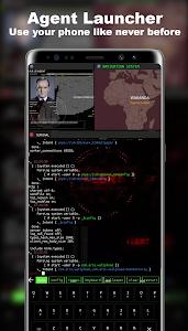 Agent Launcher -- Aris Hacker Theme 4.8.2