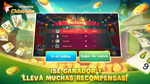 Chinchu00f3n ZingPlay: Juego de cartas Online Gratis 1.12 screenshots 15