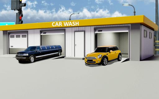 Modern Car Wash: Car Mechanic & Car Parking Games 0.5 screenshots 8