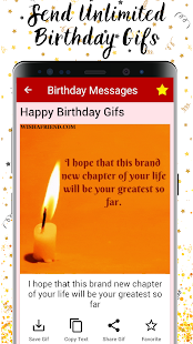 Birthday Cards & Messages - Wish Friends & Family