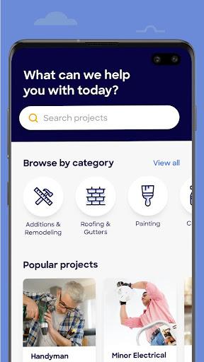 HomeAdvisor: Contractors for Home Improvement 20.5.2.6 screenshots 2