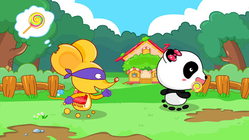 Baby Panda's Color Mixing Studio 8.57.00.01 screenshots 4