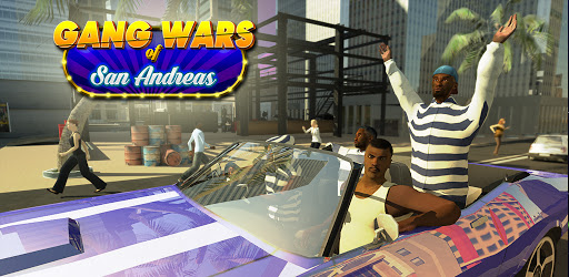 San Andreas Gang Wars – The Real Theft Fight Apk Download 5