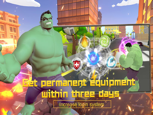 Super City Herouff1aCrime City Battle 14 screenshots 12