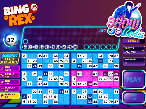 Bingo Rex - Your best friend - Free Bingo modavailable screenshots 22