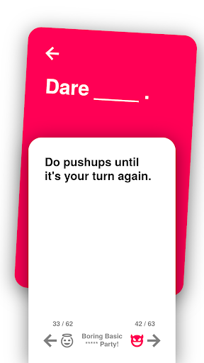 Truth or Dare: Dirty & Evil Drinking Game  screenshots 4