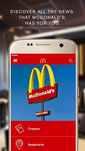 McDonald's App - Latinoamu00e9rica apktram screenshots 1