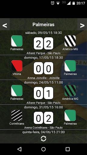 Foto do Brasileirão FAN 2021