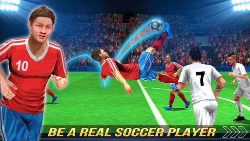Football Soccer League - Play The Soccer Game android2mod screenshots 5