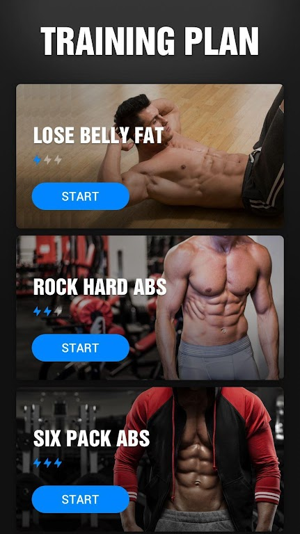 Six Pack in 30 Days - Abs Workout  poster 0
