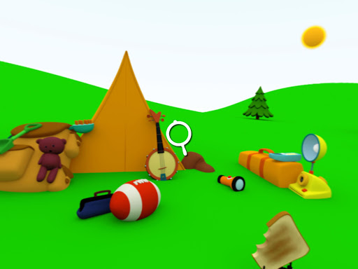 Pocoyo and the Mystery of the Hidden Objects  screenshots 17