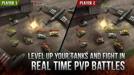 Armor Age: Tank Gamesud83dudca5 RTS War Machines Battle screenshots 17