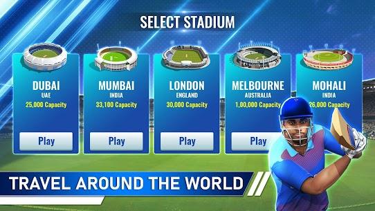 T20 Cricket Champions 3D Mod Apk (Unlimited Golds) 7