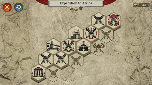 Great Conqueror: Rome - Civilization Strategy Game  screenshots 6