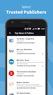 Inoreader - News App & RSS Screenshot