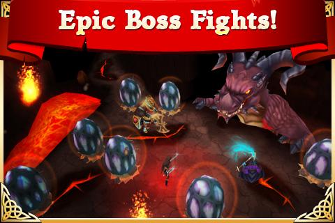 Arcane Legends MMO-Action RPG  screenshots 3