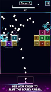 Ball Blocks Crusher - Free Bouncing Balls Games