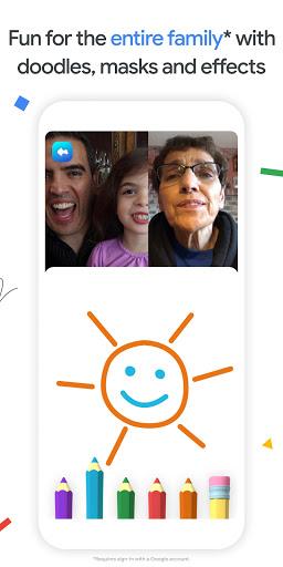 Google Duo android2mod screenshots 7