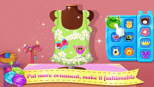 u2702ufe0fud83euddf5Little Fashion Tailor 2 - Fun Sewing Game  screenshots 21