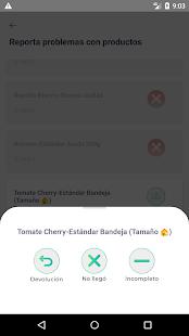 Driver App Novedades