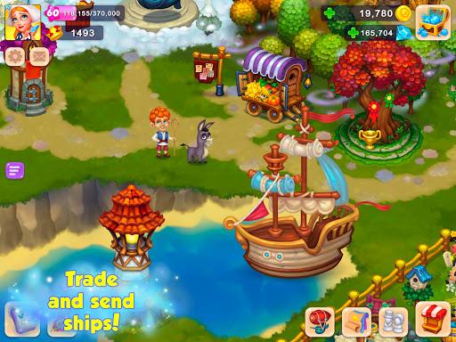 Royal Farm: Farming game with Adventures 1.44.0 screenshots 19
