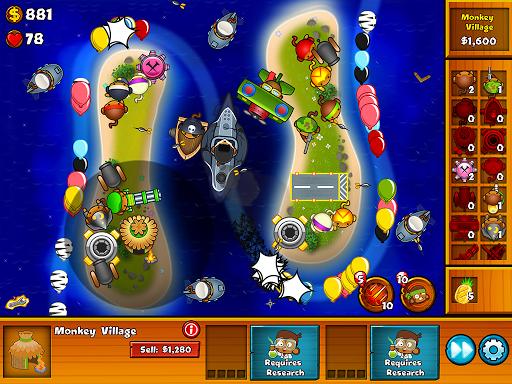 Bloons Monkey City  Screenshots 12