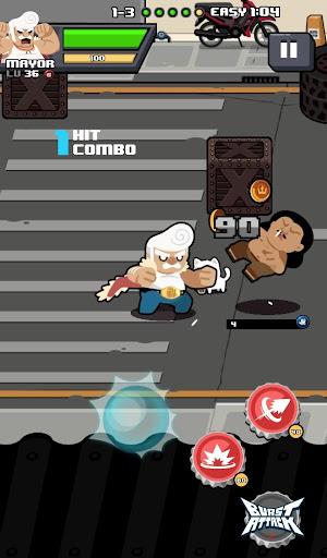 Brawl Quest - Offline Beat Em Up Action  screenshots 12