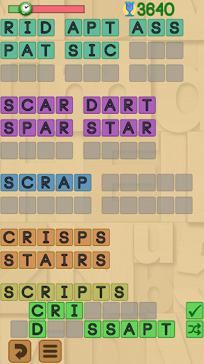 Word Up!, word search puzzle game 5.10.40 screenshots 5