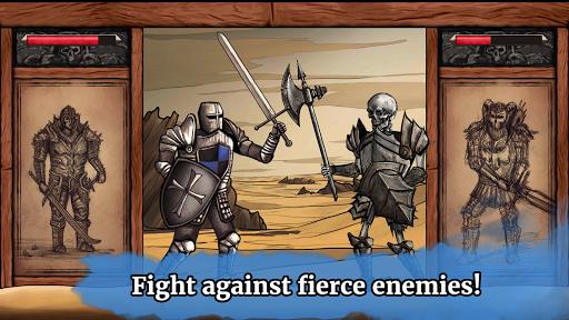 Paladin's Story: Fantasy RPG (Offline) 1.2.0 screenshots 1