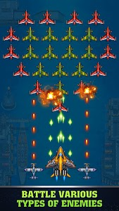 1945 Air Force: Airplane games 9.11 (Free Shopping)