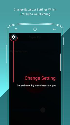 Hearing Aid App: Super Ear Tool 1.1.0 Screenshots 1
