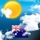 オーストラリアの天気