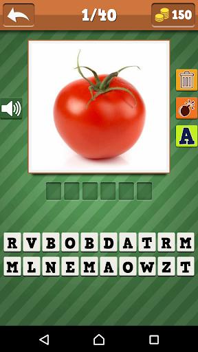 Vegetables Quiz  screenshots 1