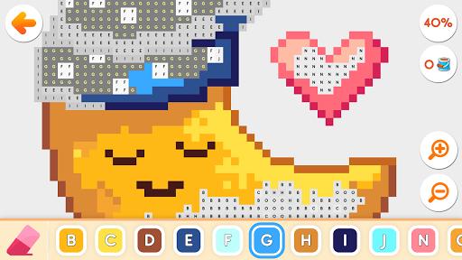 ARTNUM - Color by Number & Pixel Art v1.0.14 screenshots 14