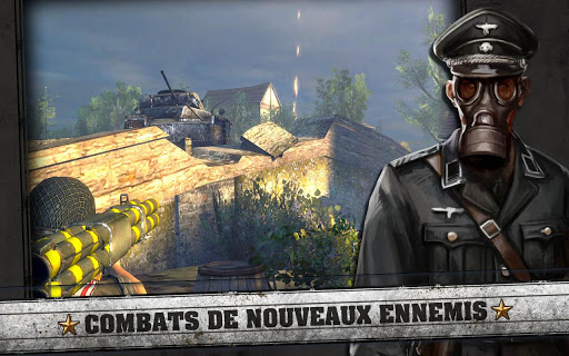 FRONTLINE COMMANDO: D-DAY APK MOD screenshots 5