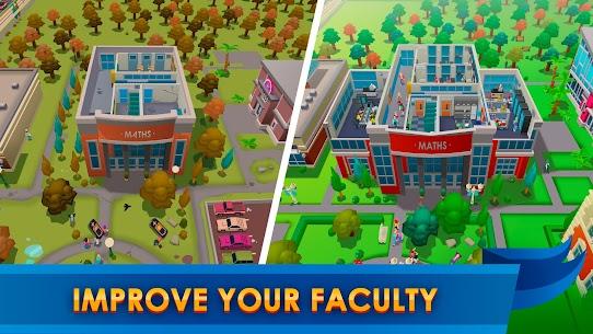 University Empire Tycoon MOD APK (Unlimited Money) 4