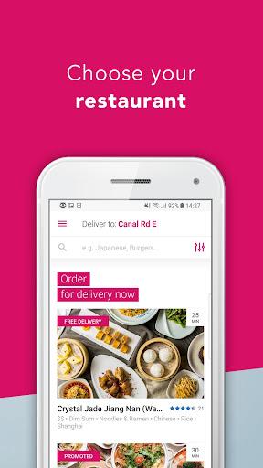 foodpanda - Local Food & Grocery Delivery 21.01.0 Screenshots 1