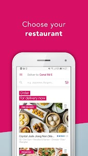 Food panda – Local Food & Grocery Delivery 1