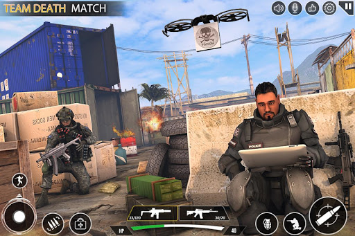 Immortal Squad 3D Free Game: New Offline Gun Games 20.4.5.0 Screenshots 5