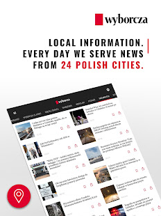 Gazeta Wyborcza - facts, politics, business, sport