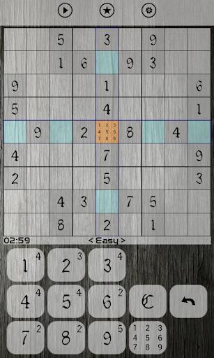 Sudoku - Classic 1.7.0 screenshots 4