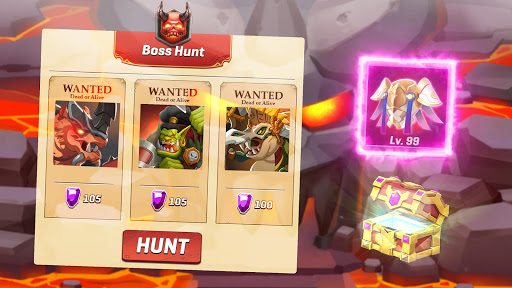 Arcade Hunter: Sword, Gun, and Magic  screenshots 8