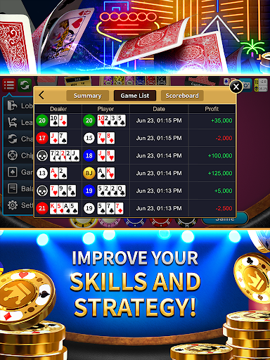 Dragon Ace Casino - Blackjack screenshots 20