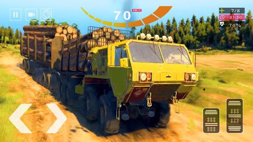 US Army Truck Simulator - US Army Simulator 2020 screenshots 4