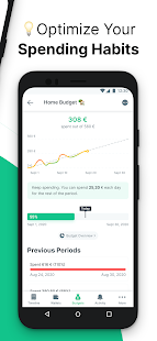Spendee - Budget and Expense Tracker & Planner Screenshot