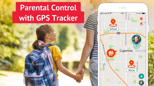 My Kids on Map: Family Tracker  Screenshots 1