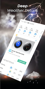 Download Weather Forecast - Weather Live Pro For PC Windows and Mac apk screenshot 2